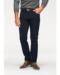 dunkelblaue Jeans von Pioneer Authentic Jeans