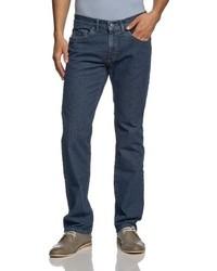 Dunkelblaue Jeans von Pioneer