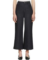 dunkelblaue Jeans von Proenza Schouler