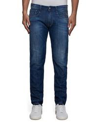 dunkelblaue Jeans von Replay