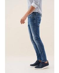 dunkelblaue Jeans von SALSA