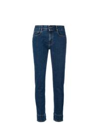 dunkelblaue Jeans von Stella McCartney