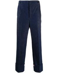 dunkelblaue Jeans von Thom Browne