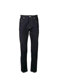 dunkelblaue Jeans von Versace Collection
