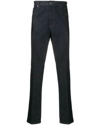 dunkelblaue Jeans von Z Zegna