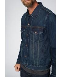 dunkelblaue Jeansjacke von Colorado Denim