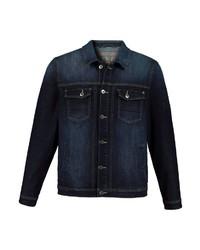 dunkelblaue Jeansjacke von JP1880