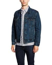 dunkelblaue Jeansjacke von Levi's