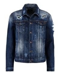 dunkelblaue Jeansjacke von LTB