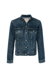 dunkelblaue Jeansjacke von Polo Ralph Lauren