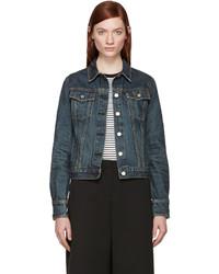 dunkelblaue Jeansjacke von Rag & Bone