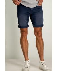 dunkelblaue Jeansshorts von GARCIA