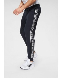 dunkelblaue Jogginghose von adidas