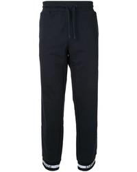 dunkelblaue Jogginghose von Emporio Armani