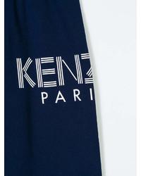 dunkelblaue Jogginghose von Kenzo
