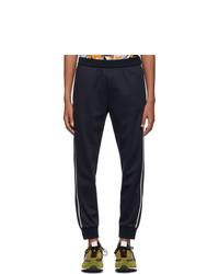 dunkelblaue Jogginghose von Prada