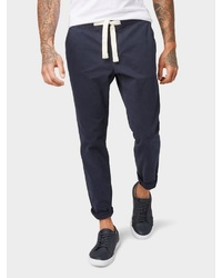 dunkelblaue Jogginghose von Tom Tailor Denim