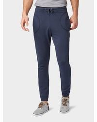 dunkelblaue Jogginghose von Tom Tailor