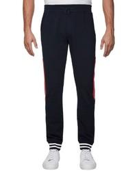 dunkelblaue Jogginghose von Tommy Hilfiger