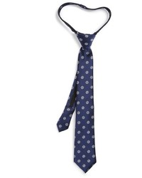 dunkelblaue Krawatte