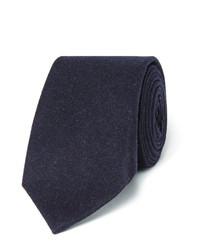 dunkelblaue Krawatte von Brunello Cucinelli