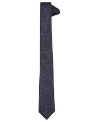 dunkelblaue Krawatte von Daniel Hechter