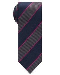 dunkelblaue Krawatte von Eterna