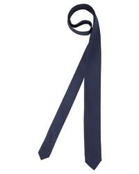 dunkelblaue Krawatte von Olymp