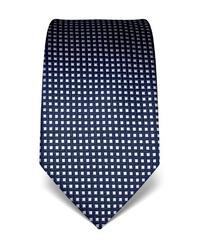 dunkelblaue Krawatte von Vincenzo Boretti