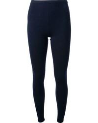 dunkelblaue Leggings von Ralph Lauren