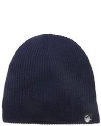 dunkelblaue Mütze