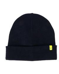 dunkelblaue Mütze von Armani Junior