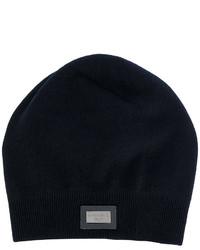 dunkelblaue Mütze von Dolce & Gabbana