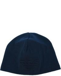 dunkelblaue Mütze von Emporio Armani