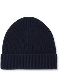 dunkelblaue Mütze von J.Crew
