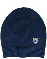 dunkelblaue Mütze von Kenzo
