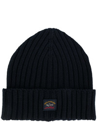 dunkelblaue Mütze von Paul & Shark