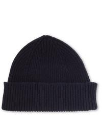 dunkelblaue Mütze von Paul Smith