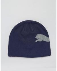 dunkelblaue Mütze von Puma