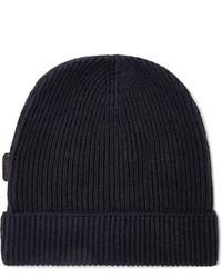 dunkelblaue Mütze von Tom Ford