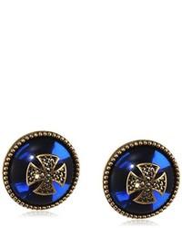 dunkelblaue Ohrringe von Misis