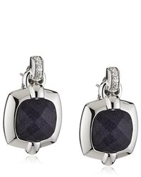 dunkelblaue Ohrringe von ORPHELIA
