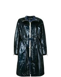 dunkelblaue Regenjacke von Isabel Marant