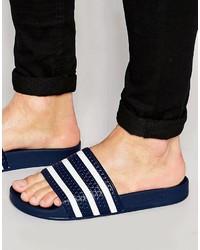 dunkelblaue Sandalen von adidas