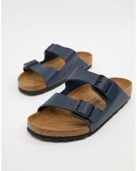 dunkelblaue Sandalen von Birkenstock