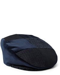 dunkelblaue Schiebermütze von Etro