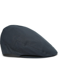 dunkelblaue Schiebermütze von Lock & Co Hatters