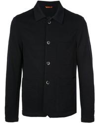 dunkelblaue Shirtjacke von Barena