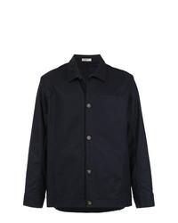 dunkelblaue Shirtjacke von Egrey