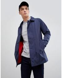 dunkelblaue Shirtjacke von Henri Lloyd